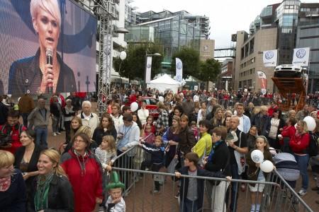 Folksamling Aker Brygge