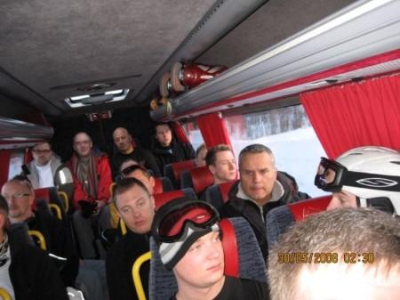 På väg till Åre