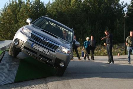 Subaru lanserar Forester Diesel