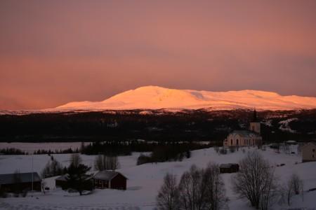 Utsikt från vårt Hotel